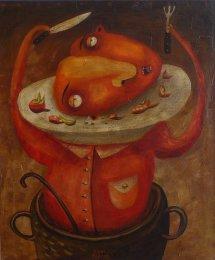 Fero Lipták - Hlavné jedlo