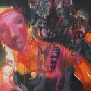 akryl - Smrť Orfeova