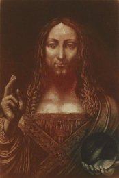 Peter Kocák - Salvator Mundi