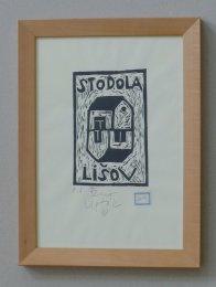 Fero Lipták - Linoryt - Stodola Lišov