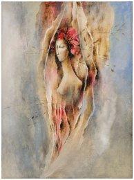 Martin Augustín - Červené kvety