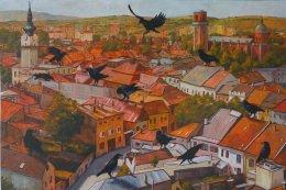 Vlado Krausz - Veľký nálet na malé mesto