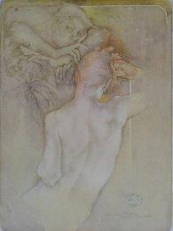 Dagmar Mezřický - Fresco