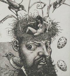 Dušan Polakovič - Ex Libris Geisbacher