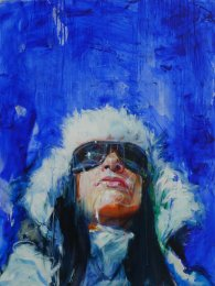 Kamil Kozub - Dievča v kapucni