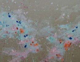July Haluzova - Winter meadow