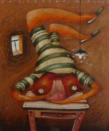 Fero Lipták - Postavený na hlavu