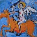 Anjel na koni