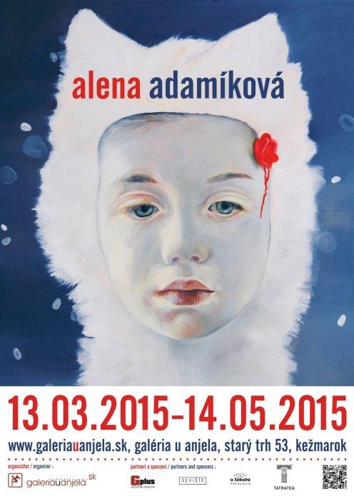 Alena Adamíková (13. 03. 2015 - 14. 05. 2015)
