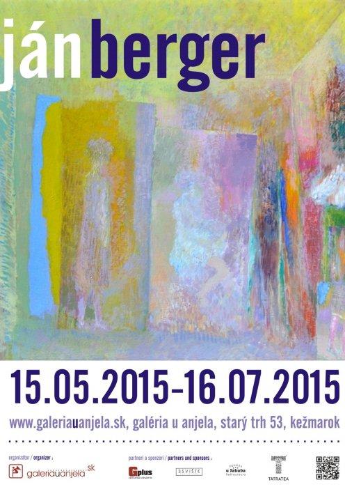 Ján Berger (15. 05. 2015 - 23. 07. 2015)