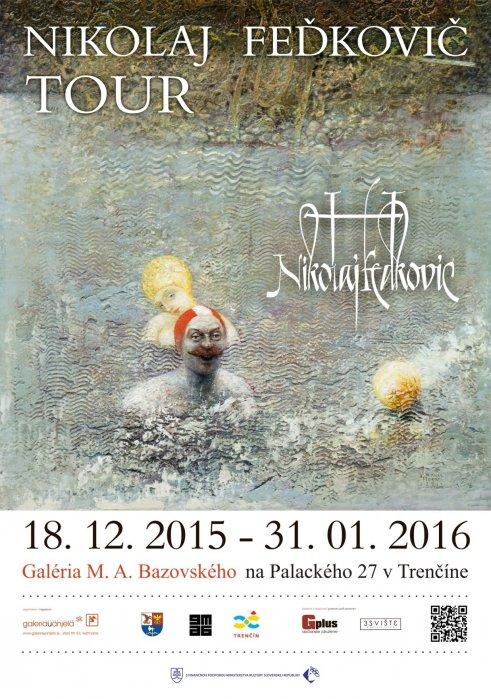 Fedkovic Tour (18. 12. 2015 - 31. 01. 2016)