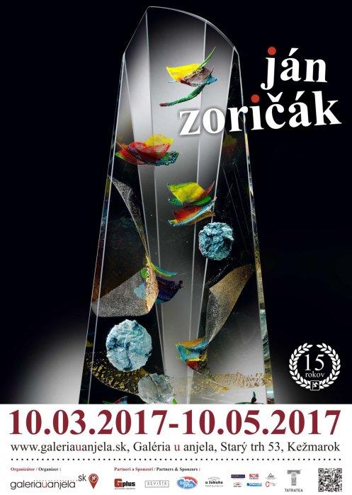 Ján Zoričák - Srdce kométy (10. 03. 2017 - 18. 05. 2017)