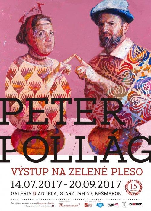 Peter Pollág - Výstup na Zelené pleso (14. 07. 2017 - 20. 09. 2017)