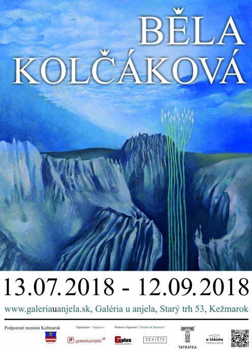 Běla Kolčáková (13. 07. 2018 - 12. 09. 2018)