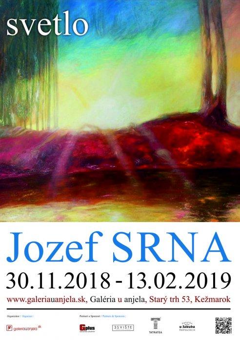 Jozef Srna - Svetlo (30. 11. 2018 - 13. 02. 2019)
