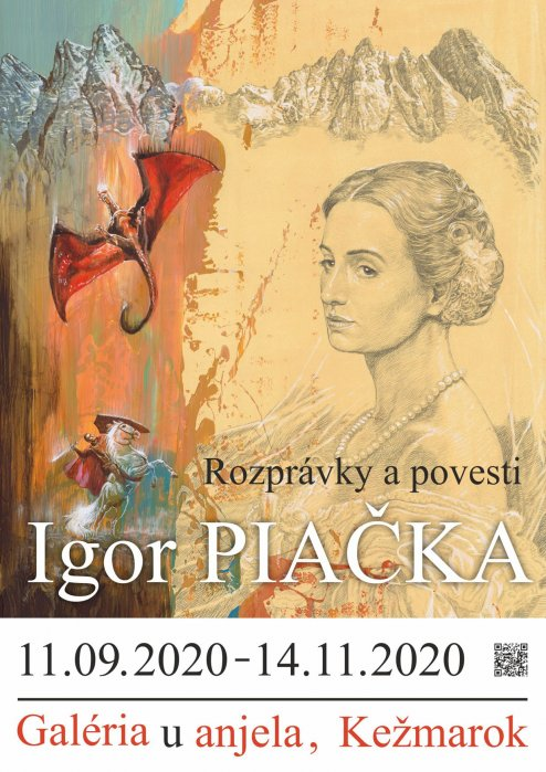 Igor Piačka - Rozprávky a povesti (09. 09. 2020 - 14. 11. 2020)