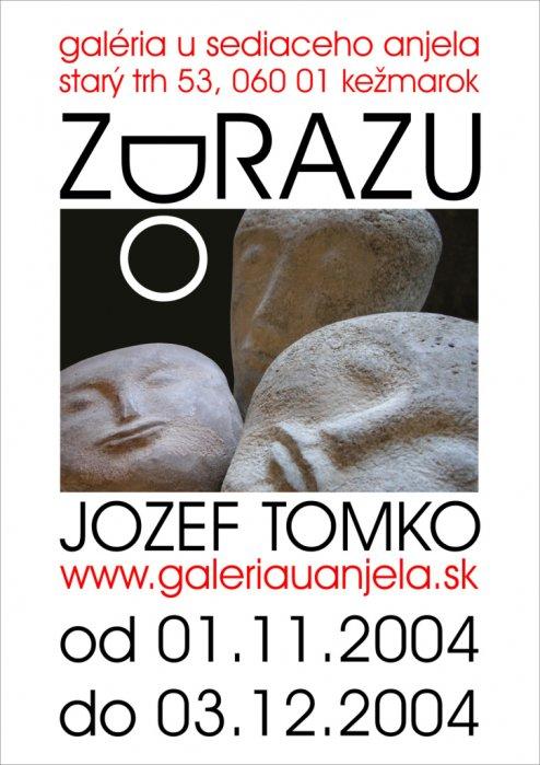 Jozef Tomko - Zrazu Odrazu (01. 11. 2004 - 02. 12. 2004)