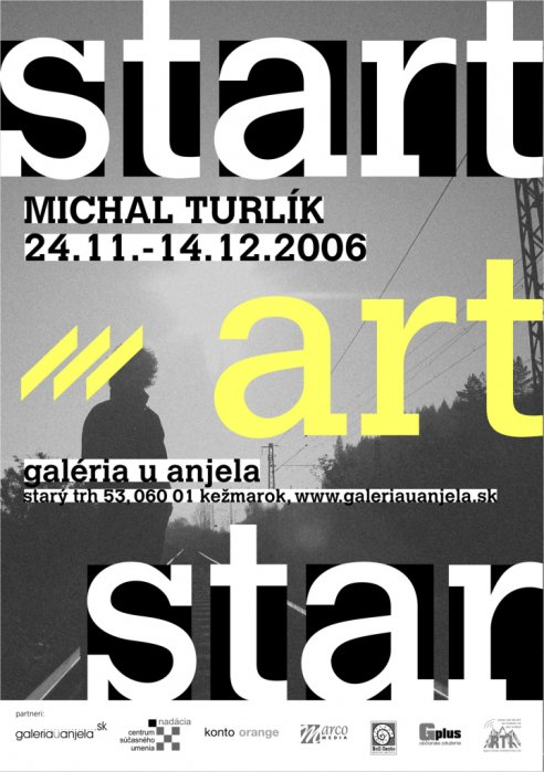 Michal Turlík - Start art star_006 (24. 11. 2006 - 14. 12. 2006)