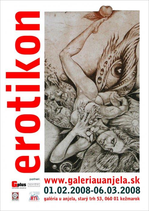 Erotikon (01. 02. 2008 - 06. 03. 2008)