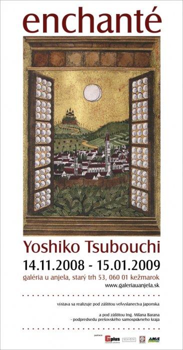 Yoshiko Tsubouchi - Enchanté (14. 11. 2008 - 15. 01. 2009)