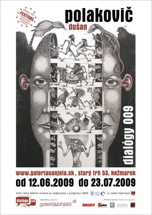 Dušan Polakovič - Dialógy_009 (12. 06. 2009 - 23. 07. 2009)