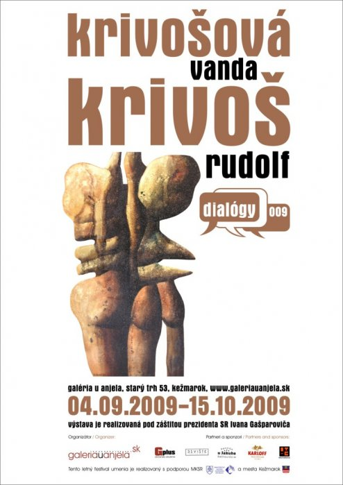 Rudolf Krivoš a Vanda Krivošová - Dialógy_009 (04. 09. 2009 - 15. 10. 2009)