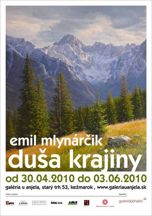 Emil Mlynarčík - Duša krajiny (30. 04. 2010 - 03. 06. 2010)