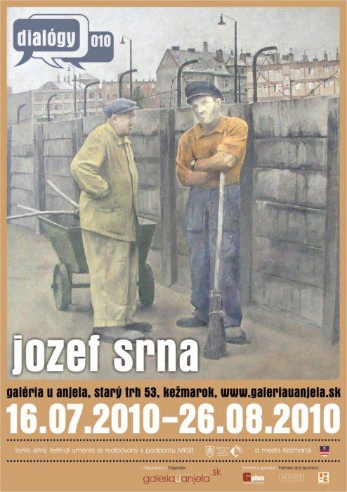 Jozef Srna - Dialógy_010 (16. 07. 2010 - 26. 08. 2010)