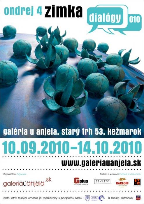 Ondrej 4. Zimka - Dialógy_010 (10. 09. 2010 - 14. 10. 2010)