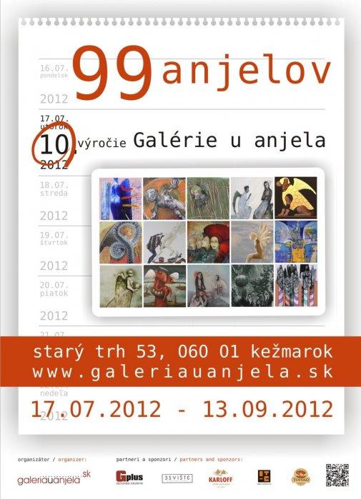 99 anjelov (17. 07. 2012 - 13. 09. 2012)
